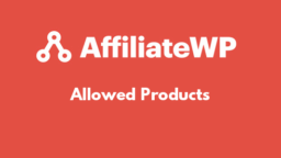 Allowed Products