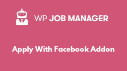 Apply With Facebook Addon