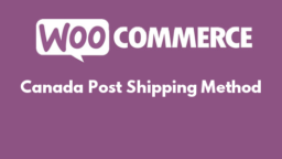 Canada Post Shipping Method