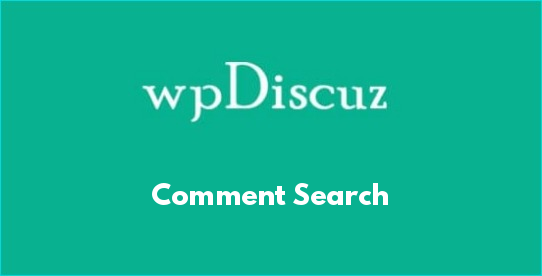 Comment Search