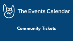 Community Tickets