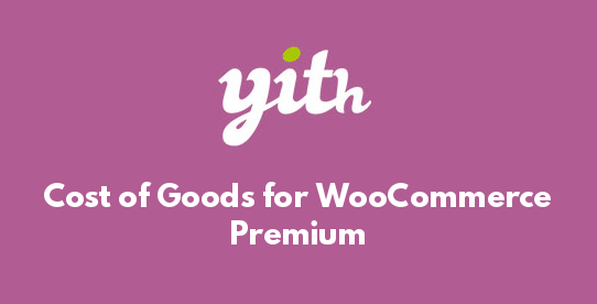 Cost of Goods for WooCommerce Premium
