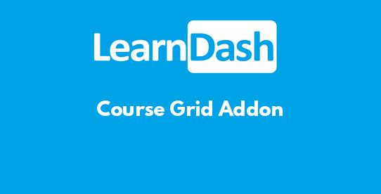 Course Grid Addon