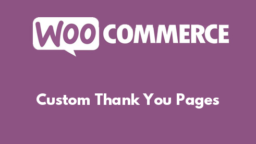 Custom Thank You Pages