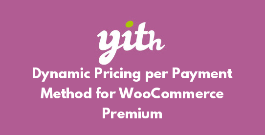 Dynamic Pricing per Payment Method for WooCommerce Premium