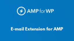 E-mail Extension for AMP
