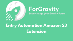 Entry Automation Amazon S3 Extension