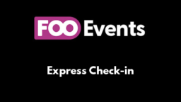 Express Check-in