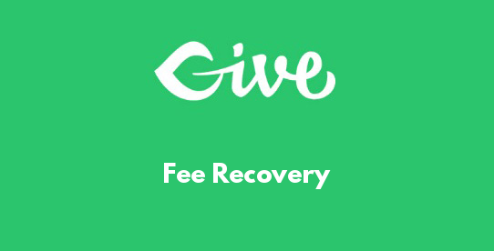 Fee Recovery