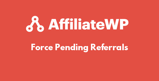 Force Pending Referrals