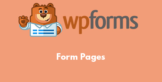 Form Pages