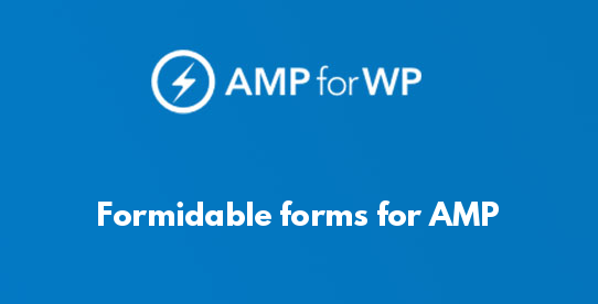Formidable forms for AMP