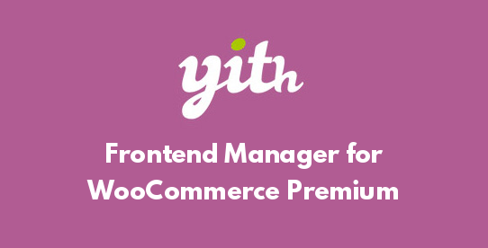 Frontend Manager for WooCommerce Premium