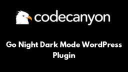 Go Night Dark Mode WordPress Plugin