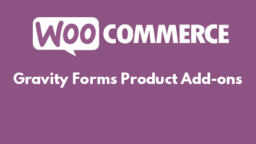 Gravity Forms Product Add-ons