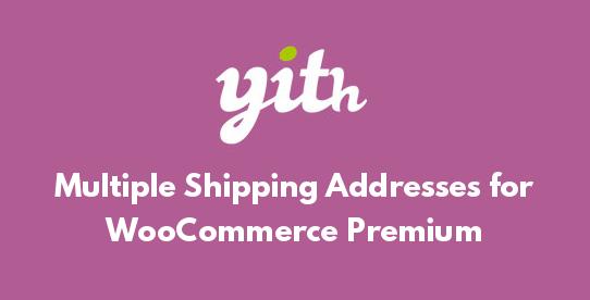 Multiple Shipping Addresses for WooCommerce Premium