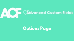 Options Page