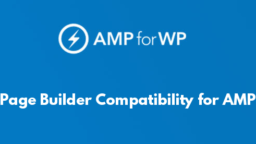 Page Builder Compatibility for AMP