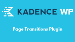 Page Transitions Plugin
