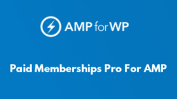 Paid Memberships Pro For AMP