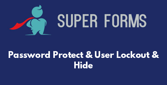 Password Protect & User Lockout & Hide