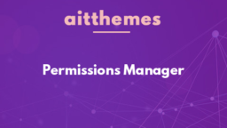 Permissions Manager