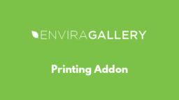 Printing Addon