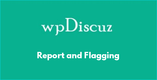 Report and Flagging