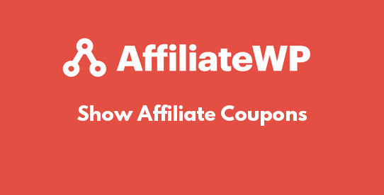 Show Affiliate Coupons