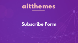 Subscribe Form