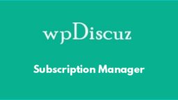 Subscription Manager