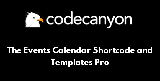 The Events Calendar Shortcode and Templates Pro