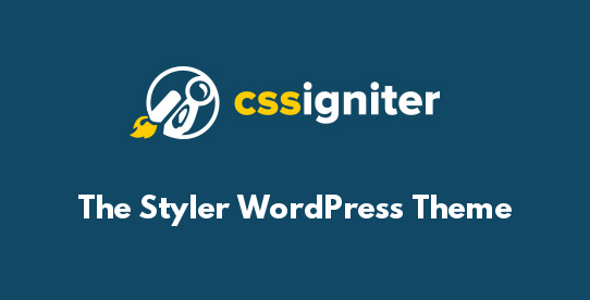 The Styler WordPress Theme