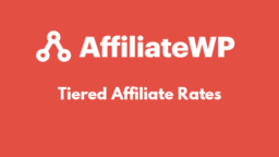 Tiered Affiliate Rates