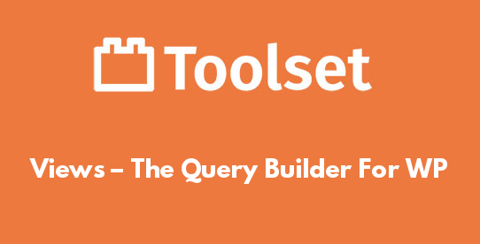 Views – The Query Builder For WP