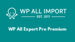 WP All Export Pro Premium