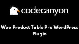 Woo Product Table Pro WordPress Plugin