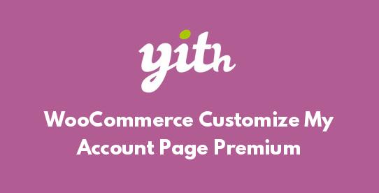 WooCommerce Customize My Account Page Premium