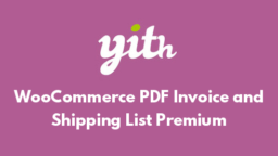 WooCommerce PDF Invoice and Shipping List Premium
