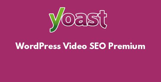 WordPress Video SEO Premium